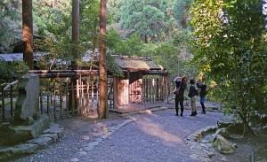 2012/11/12 椿大神社にて