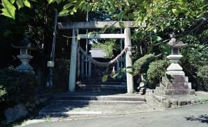 2013/8/27  莵上耳利神社(うなかみじんじゃ)